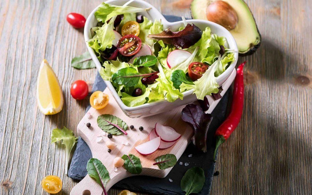 Ät smart och gott – för hjärtats skull!