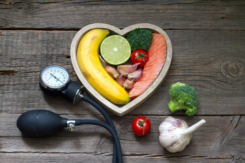 Kosttips för blodtryck