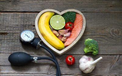 8 blodtrycksvänliga kosttips